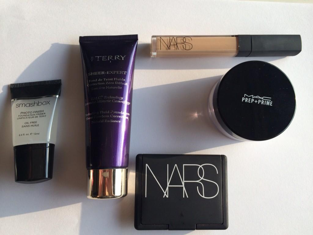 Huid make-up