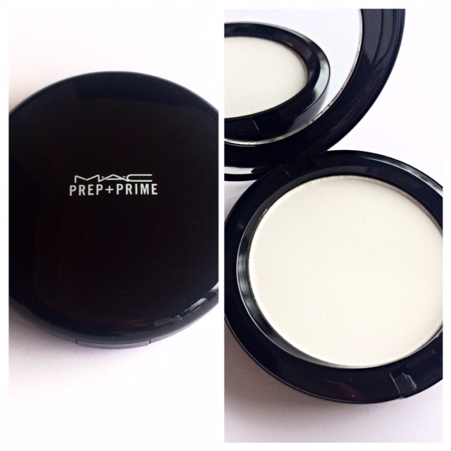 mac prep and prime finishing powder pressed