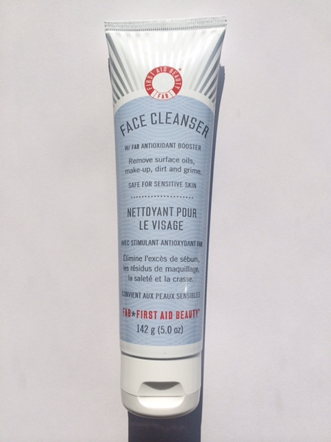 First Aid Beauty Face Cleanser Beautybyfrieda