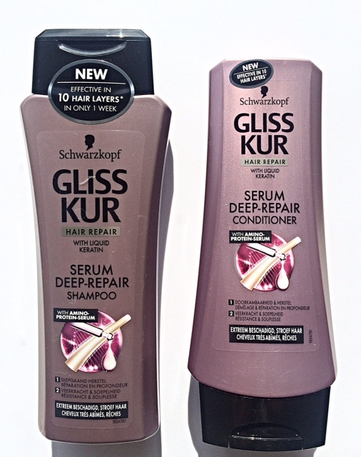 Gliss Kur Serum Deep Repair