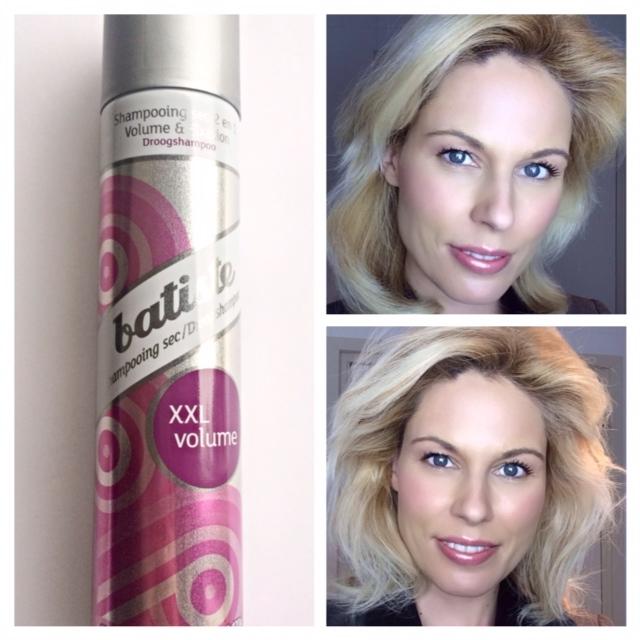Batiste XXL Volume dry shampoo