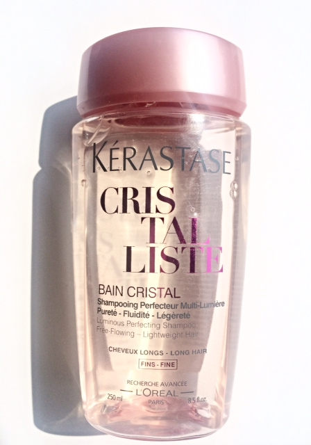 Emptied july 2015 beautybyfrieda for Kerastase bain miroir shine revealing shampoo