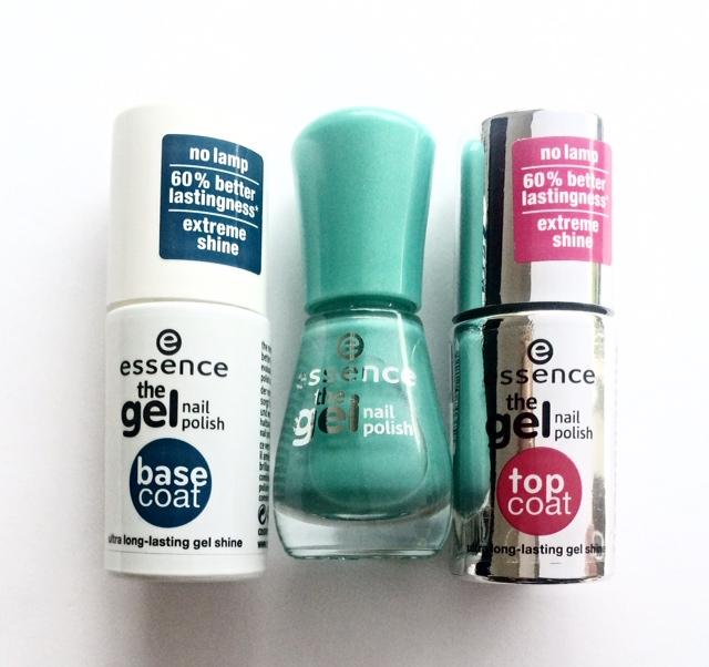 Essence The Gel Nail Polish Beautybyfrieda