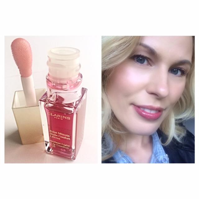 Clarins Instant Light Lip Comfort Oil Beautybyfrieda