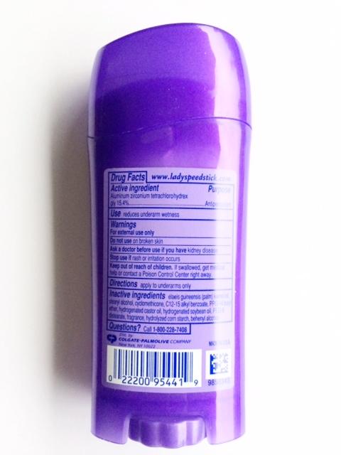 Lady Speed Stick Deodorant