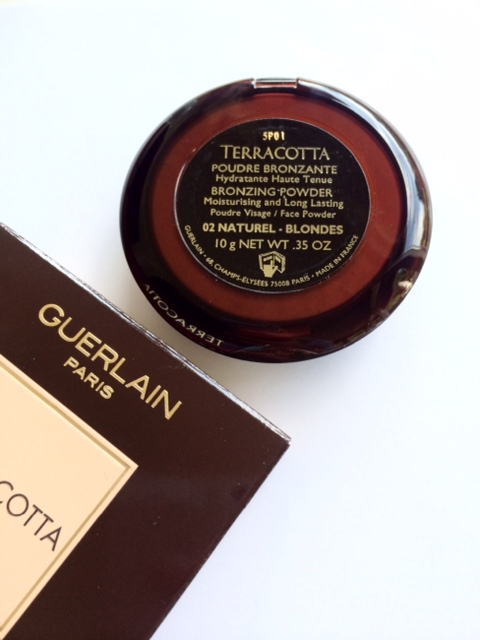Guerlain Terracotta Bronzing Powder - Beautybyfrieda