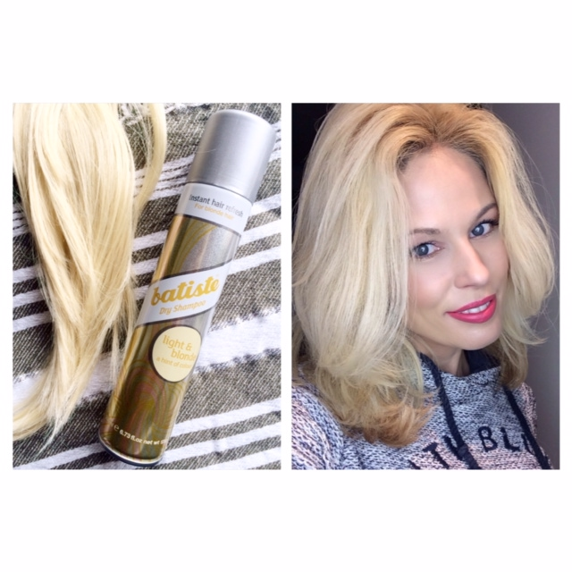 Batiste Dry Shampoo Light & Blonde