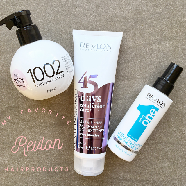 Revlon haircare