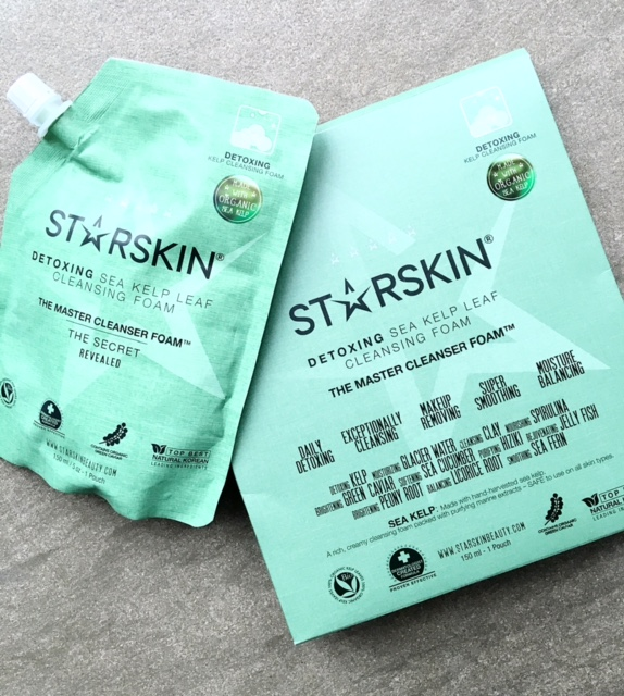 Starskin Detoxing Kelp Cleansing Foam