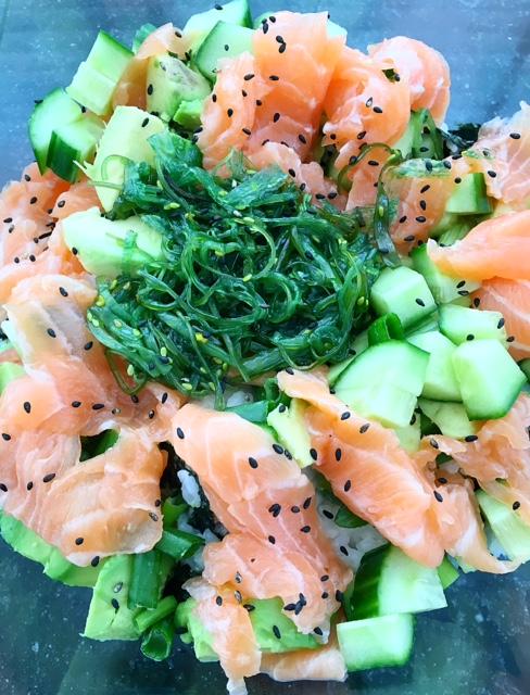 Recept Sushi Bowl