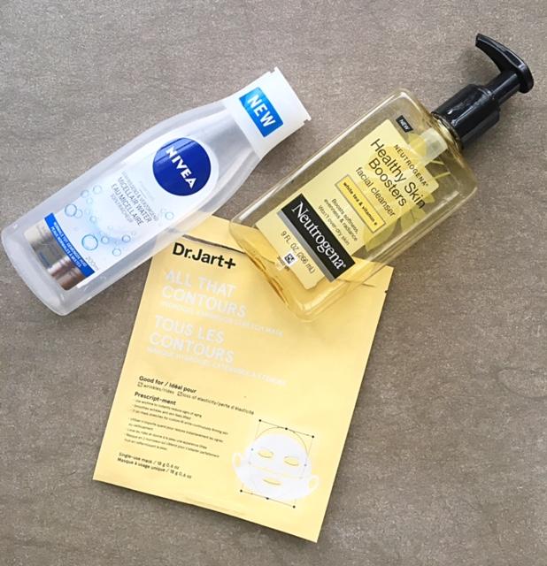 Opgemaakt huidverzorging