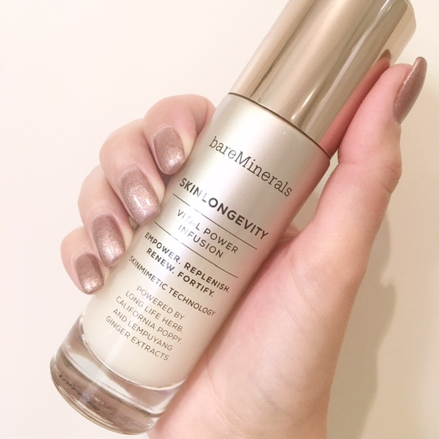 bareminerals vital power infusion