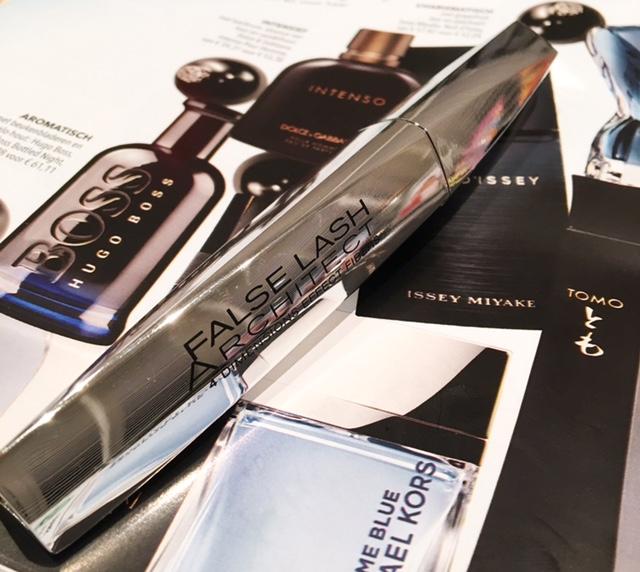 L'Oréal False Lash Architect 4D Black.