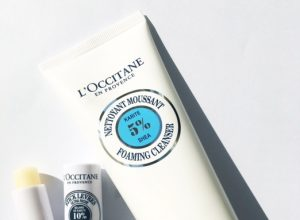 L'Occitane Shea Butter Cleansing Foam