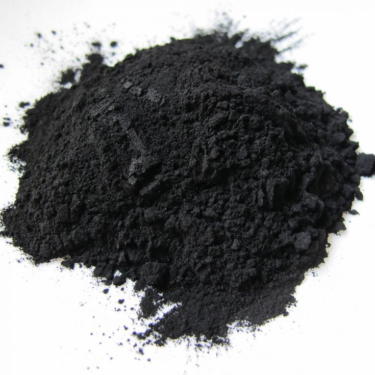 Charcoal for your skin