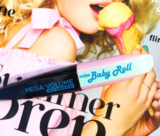 L'Oréal Miss Baby Roll Mascara