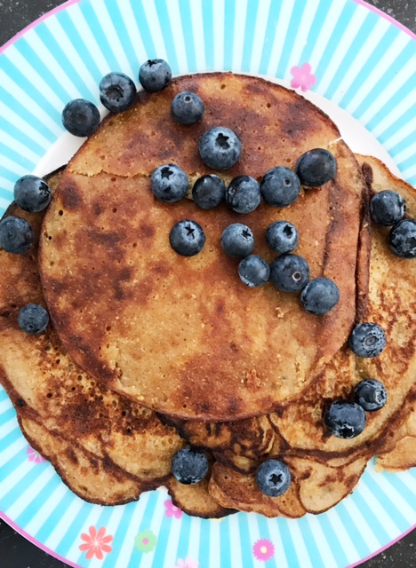 Recipe Healthy Pancakes