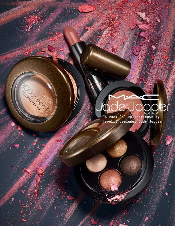 The Jade Jagger MAC Cosmetics Collab