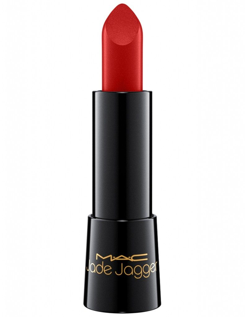 MAC Mineralize Rich Lipstick Rolling Red