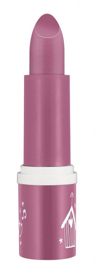 ssence Winter Dreaming sheer lipstick