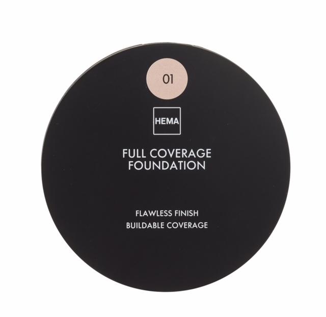 HEMA Full coverage foundation