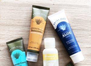 Aruba Aloe Skincare
