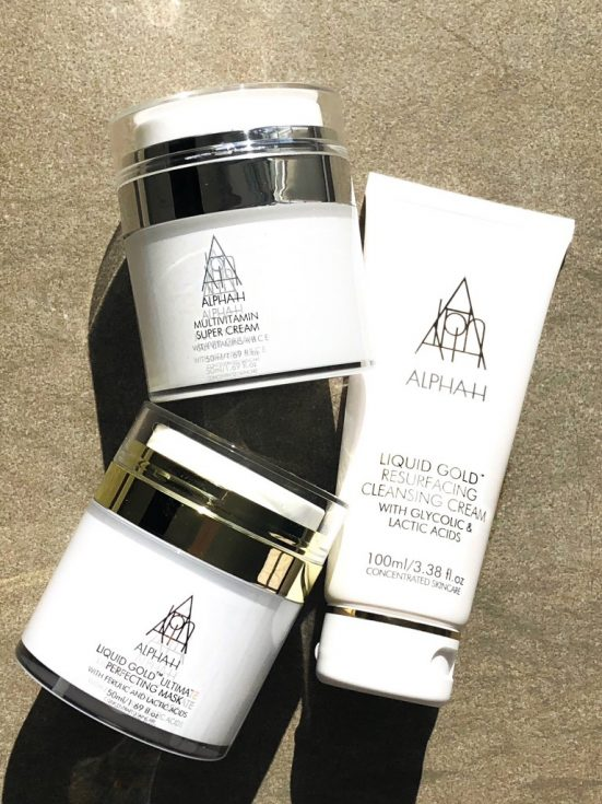 3 New Alpha-H Products