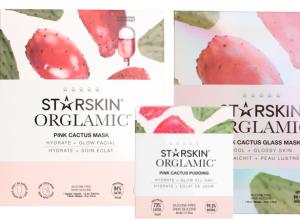 Starskin Orglamic Pink Cactus Collection