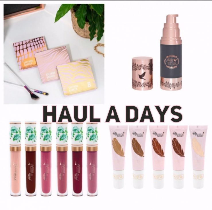 Beauty Bay Haul A Days