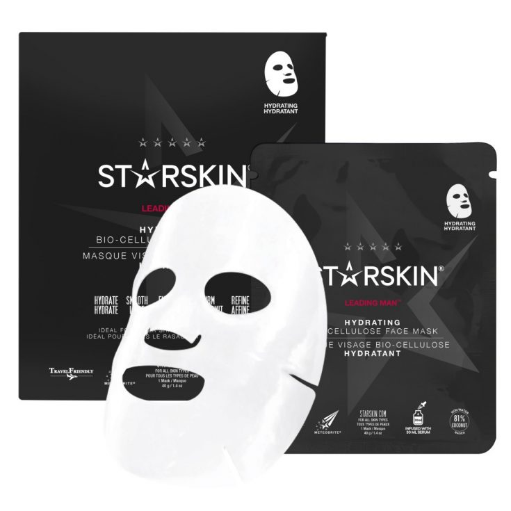 STARSKIN Leading Man Sheet Mask