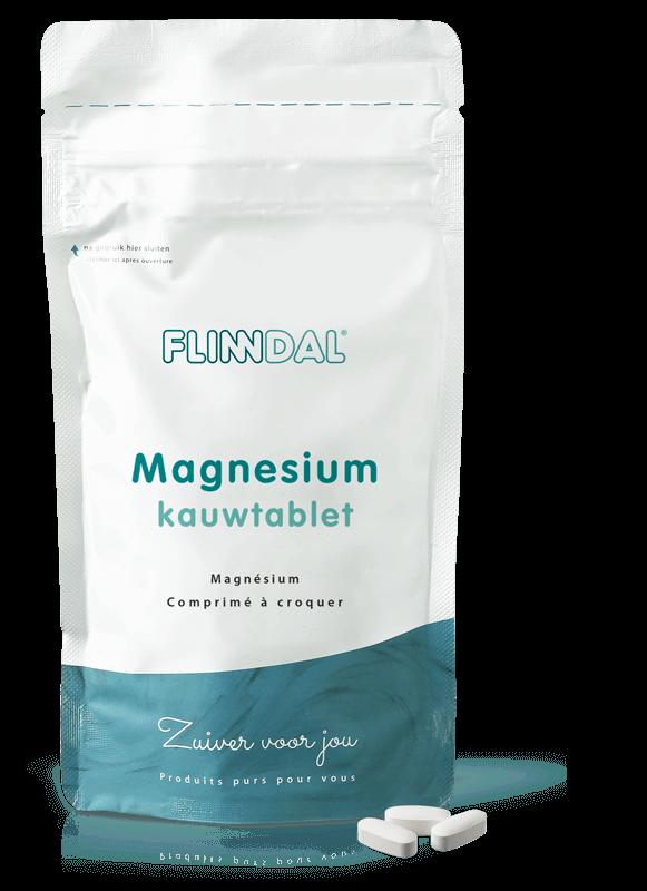 Flinndal_magnesium_kauwtablet
