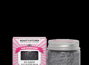 GlitterPot-Box and jar
