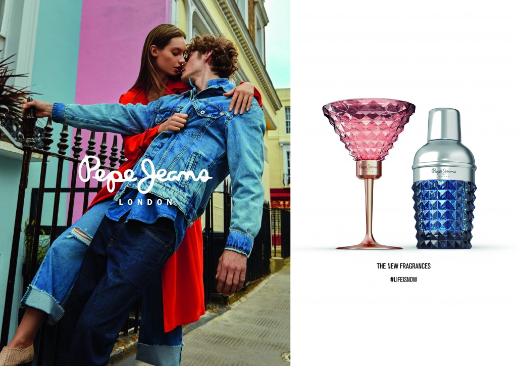 Pepe Jeans Fragrances For HimHer Beautybyfrieda