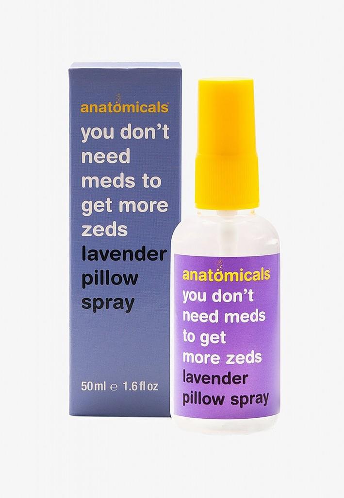Anatomicals Pillow Spray