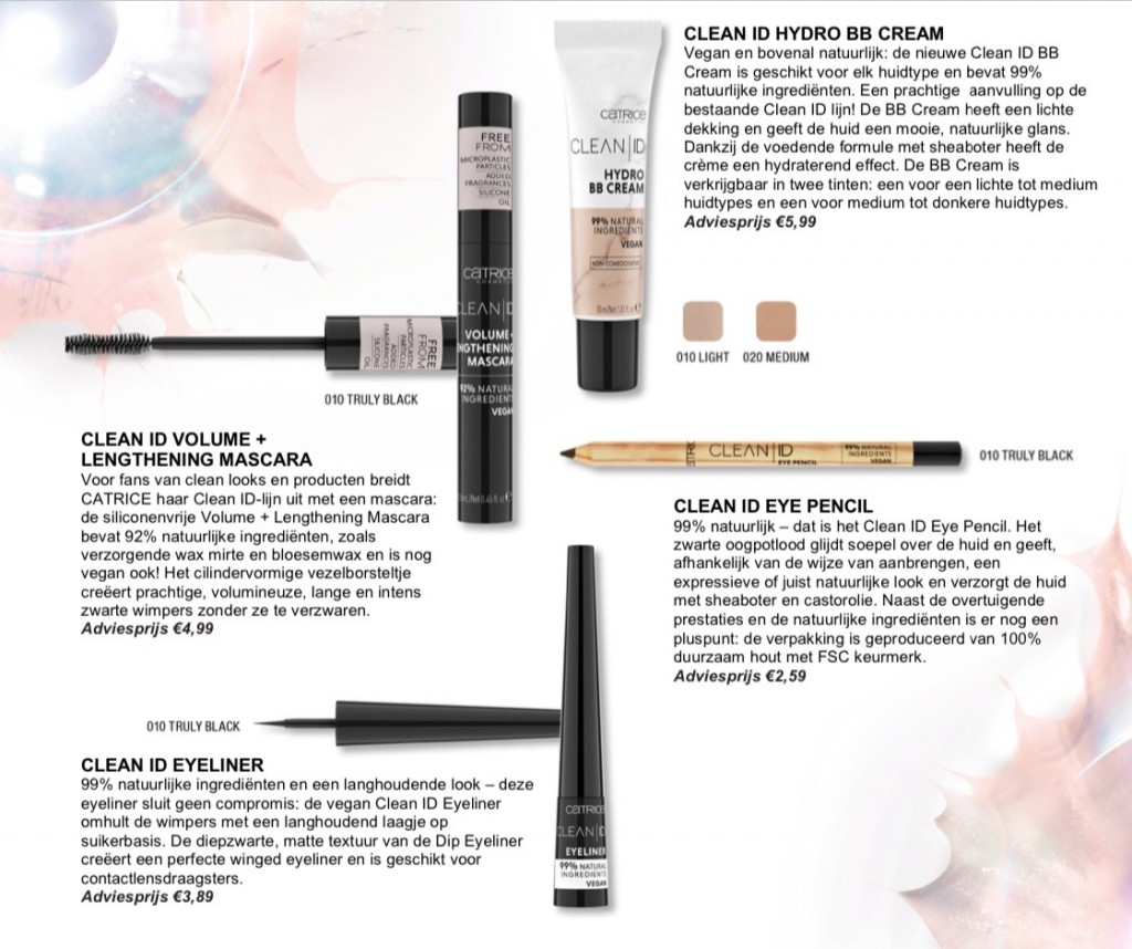 CATRICE Clean Beauty