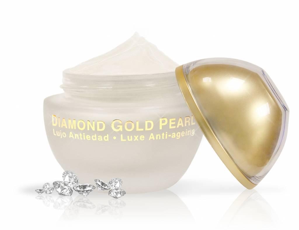 Alissi Brontë Diamond Gold Pearl