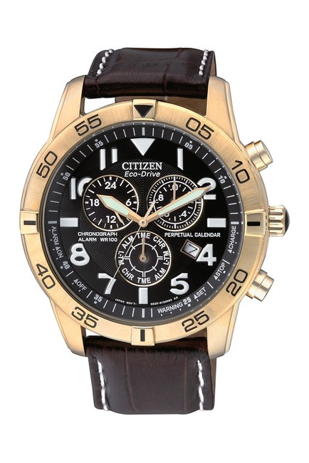 Citizen Men's Eco-Drive Chrono Watch