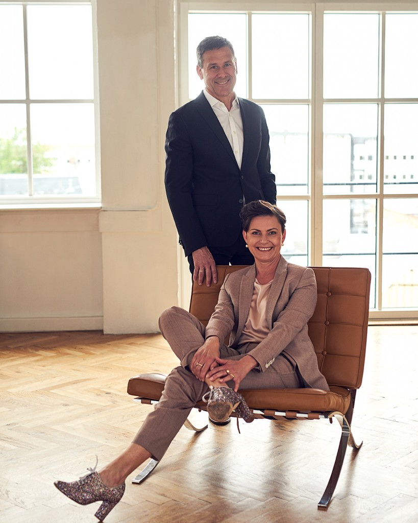 Interview met Anne-Sophie en Jørgen van ZENZ