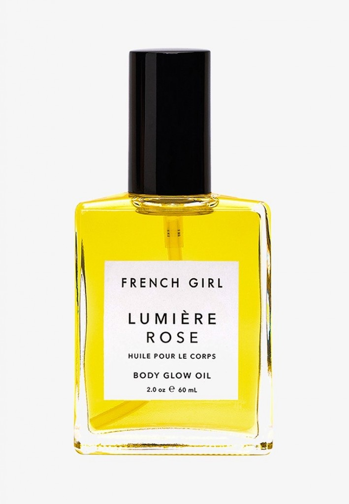 FRENCH GIRL | LUMIÈRE ROSE - BODY GLOW OIL