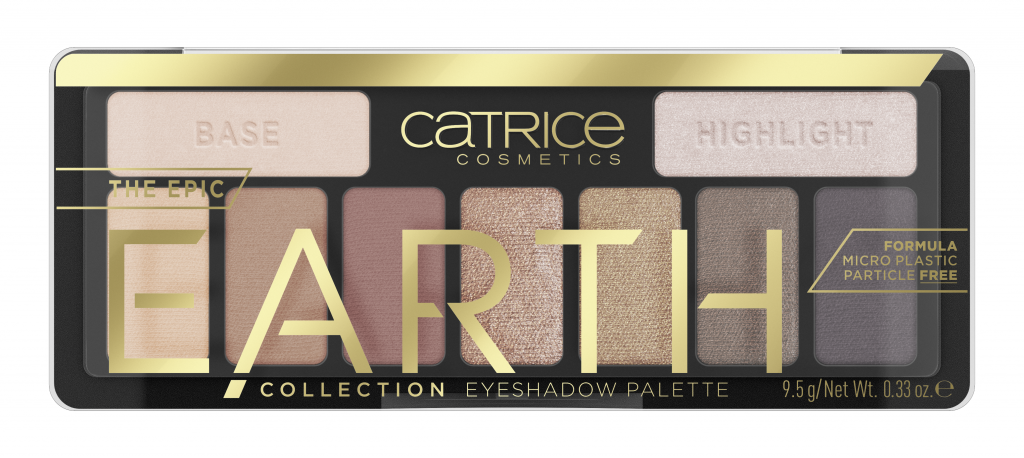 THE COLLECTION EYESHADOW PALETTES
