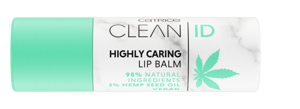 CLEAN ID HIGHLY CARING LIP BALM
