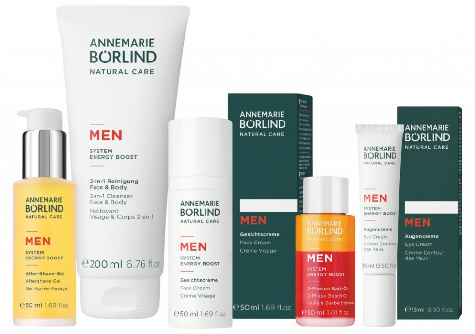 FOR MEN LINE van Annemarie Börlind
