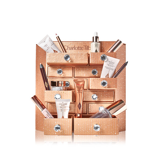 Charlotte Tilbury Bejewelled Chest of Beauty Treasures