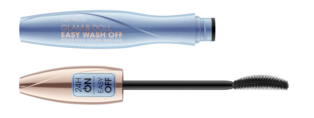 GLAM & DOLL EASY WASH OFF POWER HOLD VOLUME MASCARA