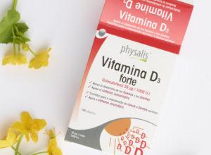 Physalis Vitamine D3 forte